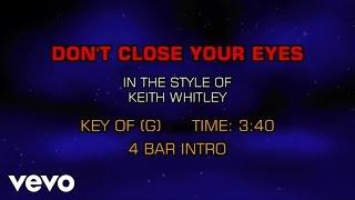 Keith Whitley - Don