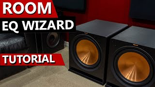 Room EQ Wizard Tutorial - Finding Best Subwoofer Placement