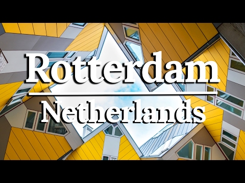 What to do in ROTTERDAM, The Netherlands