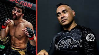 Eddie Bravo On The Current State of Grappling In MMA