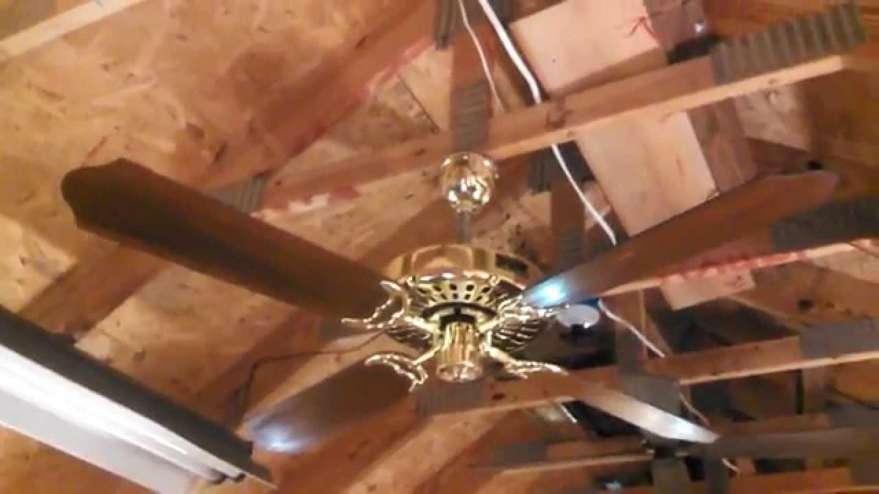 Classic fans ceiling fan model ml 56 hunter original copy youtube classic fans ceiling fan model ml 56 hunter original copy mozeypictures Image collections