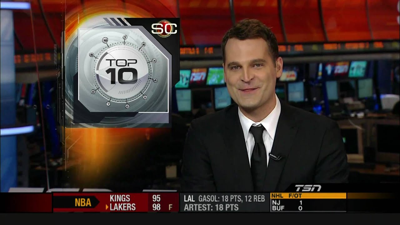Tsn Hd Sports Centre Top 10 Moments - Youtube-4647