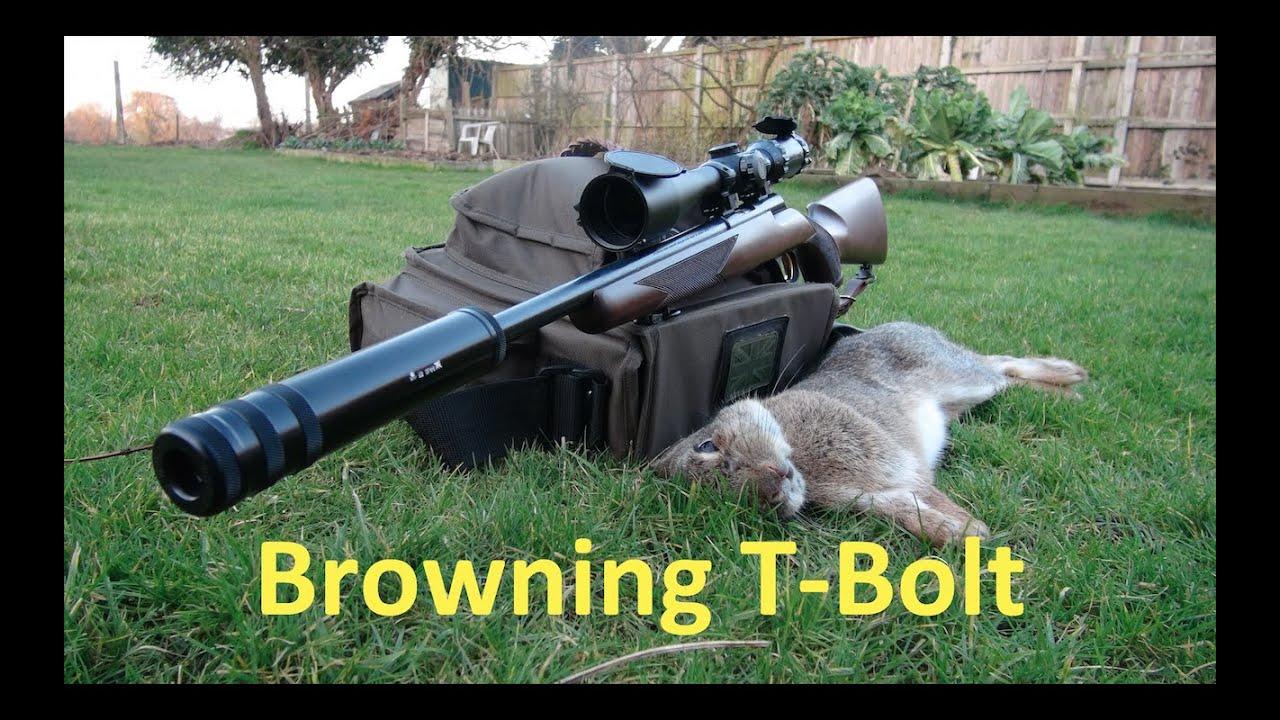 t-bolt target/varmint review