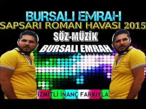 BURSALI EMRAH 2017  SAP SARI ROMAN HAVASI