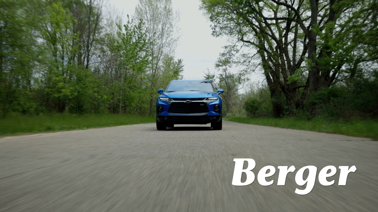 June Sales Offer // Berger Chevy