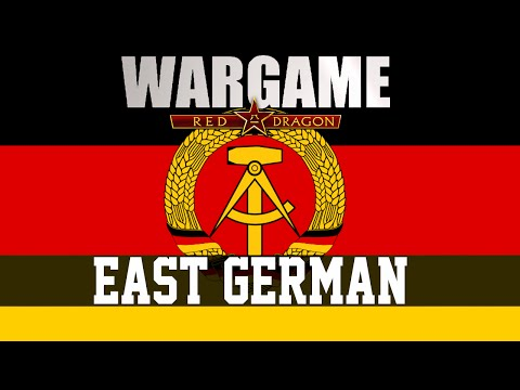 Wargame: Red Dragon - East German - Deck Review