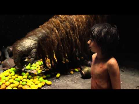 Junglebogen trailer Dansk - YouTube