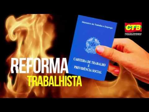 Magnus Farkatt fala sobre a Reforma Trabalhista de Michel Temer