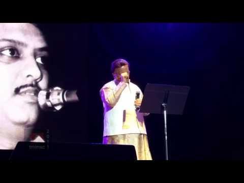 SPB 50 World Tour, Detroit - S. P. B. Sings Unakenna Mele