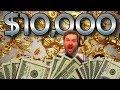 $10,000 HIGH LIMIT Slot Machine Challenge
