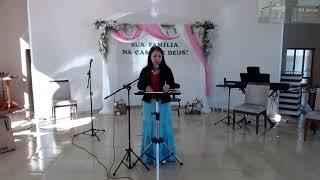 A proclamação da Palavra l 2Tm 4.1-5 l Débora Batista l Didaquê - Discipulado e serviço