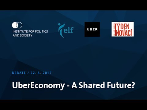 The UberEconomy – A Shared Future?