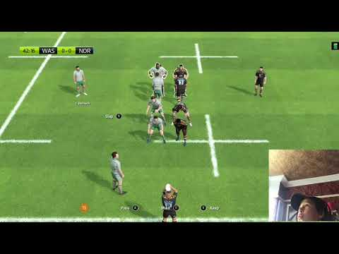 Gaming Monday: Rugby 20, 1 |