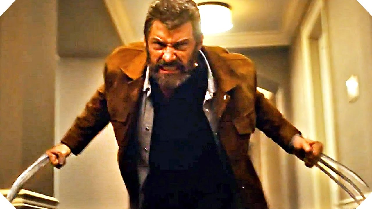 LOGAN  Wolverine 3  X Men Movie  2017    TRAILER  Full Length    YouTube