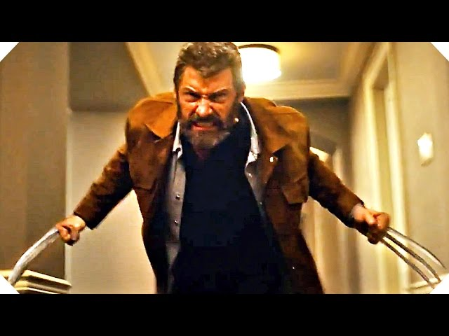 Logan Movie Trailer 3