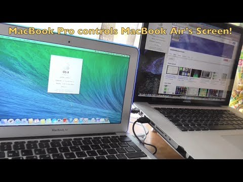 How to Screen Share on the Mac