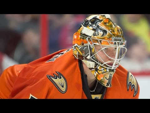 Frederik Andersen acquired by the Toronto Maple Leafs
