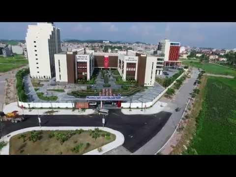 Giới thiệu ngôi trường THPT hiện đại bậc nhất Việt Nam - THPT Chuyên Bắc Ninh (Bac Ninh HSGS)