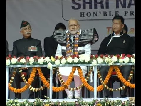 PM Modi to dedicate various development projects to the nation in, Arunachal Pradesh