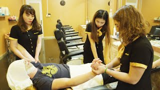 💆 Shave, Massage and Ear Cleaning: A King Service in Ho Chi Minh City