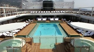 All Aboard Norwegian Cruise Lines New Luxury Ship