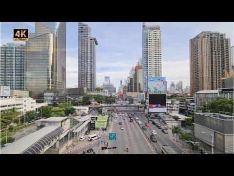 Bangkok Airport Rail Link Suvarnabhumi to Downtown
