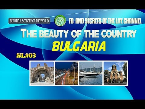 The beauty of the country of Bulgaria - SL 03