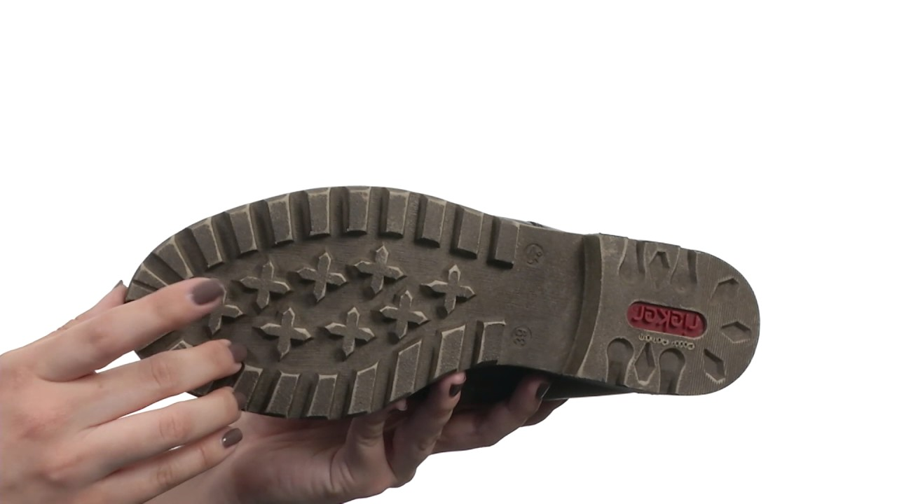 Save Your Feet! Rieker Shoes Comprehensive FULL Review and