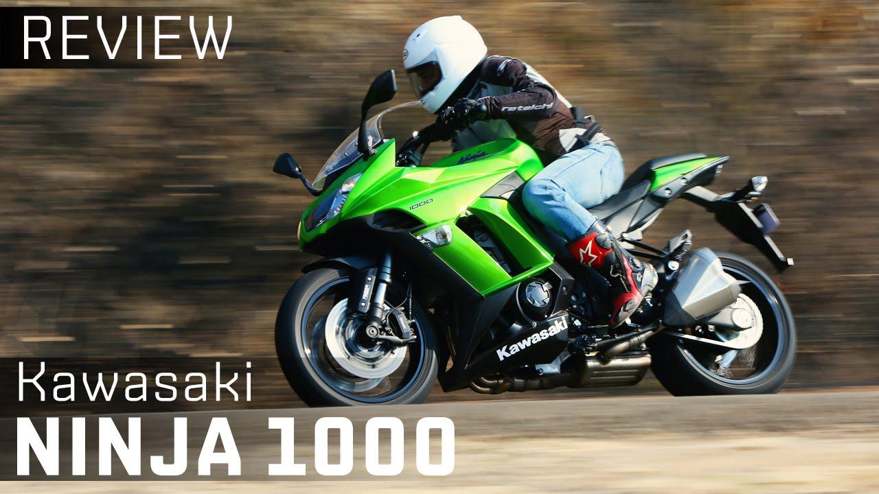 Lihat Kawasaki Ninja 1000 Review Zigwheels Oto