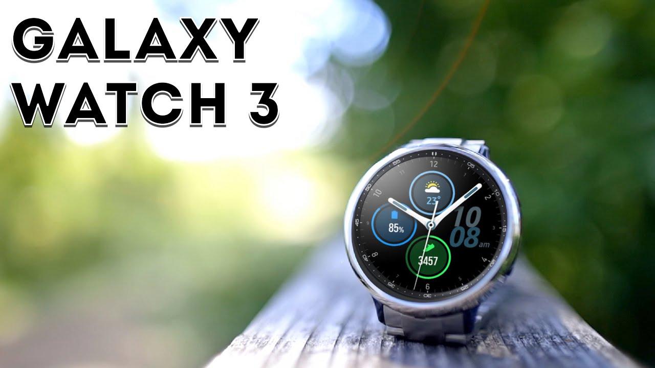 Galaxy Watch 3 - The Best Smartwatch of 2020? (Leaks & Rumors)