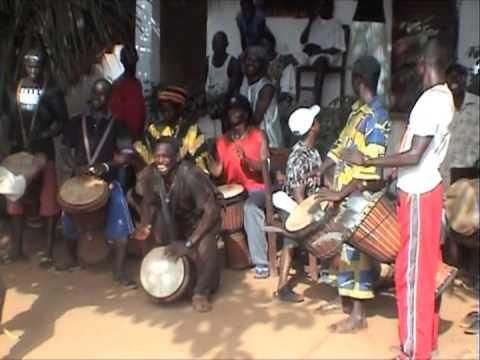 Conakry Fete chez Fanta Kaba