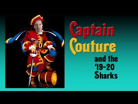 Introducing....Captain Couture. Previewing the 2019-20 San Jose Sharks [OC]