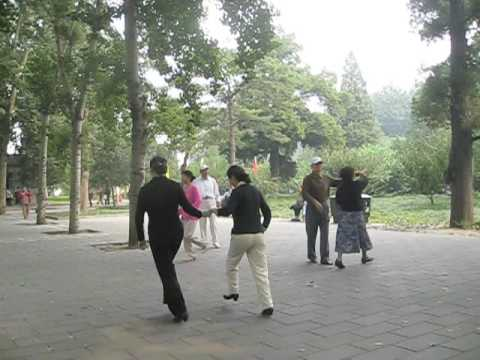 DANCING IN A PARK, BEIJING