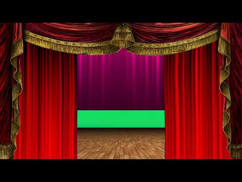 Curtain Opening Sequence 02