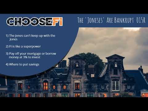 015R | The 'Joneses' Are Bankrupt