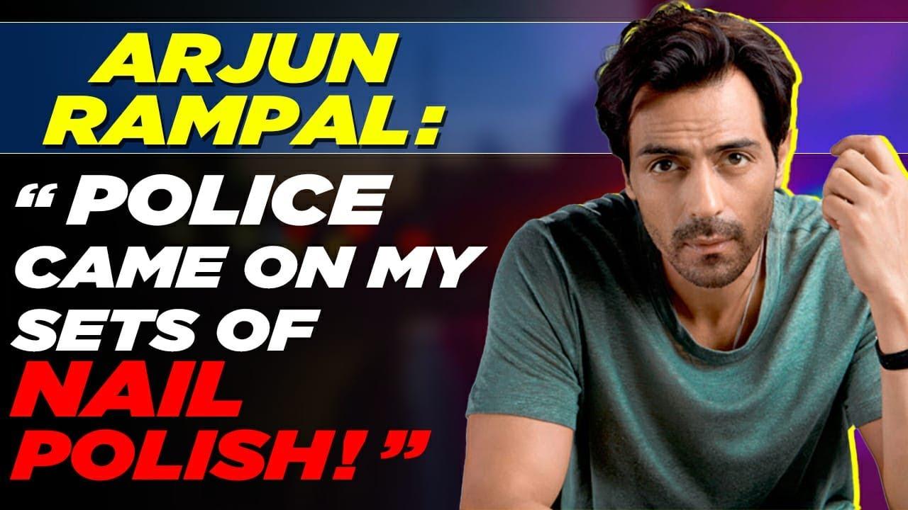 Arjun Rampal on his personal crisis,separation & not talking to  Shahrukh & Ranbir anymore!