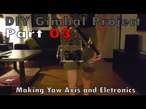 how to make a camera gimbal