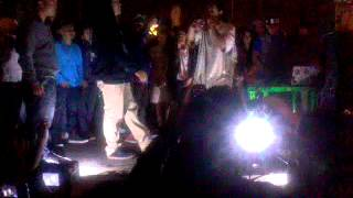■■ HIP HOP INTERNATIONAL PERÚ (RAPTONDA) ■■ ACZINO VS CARLITOS(PARTe 1) ■■ 2014
