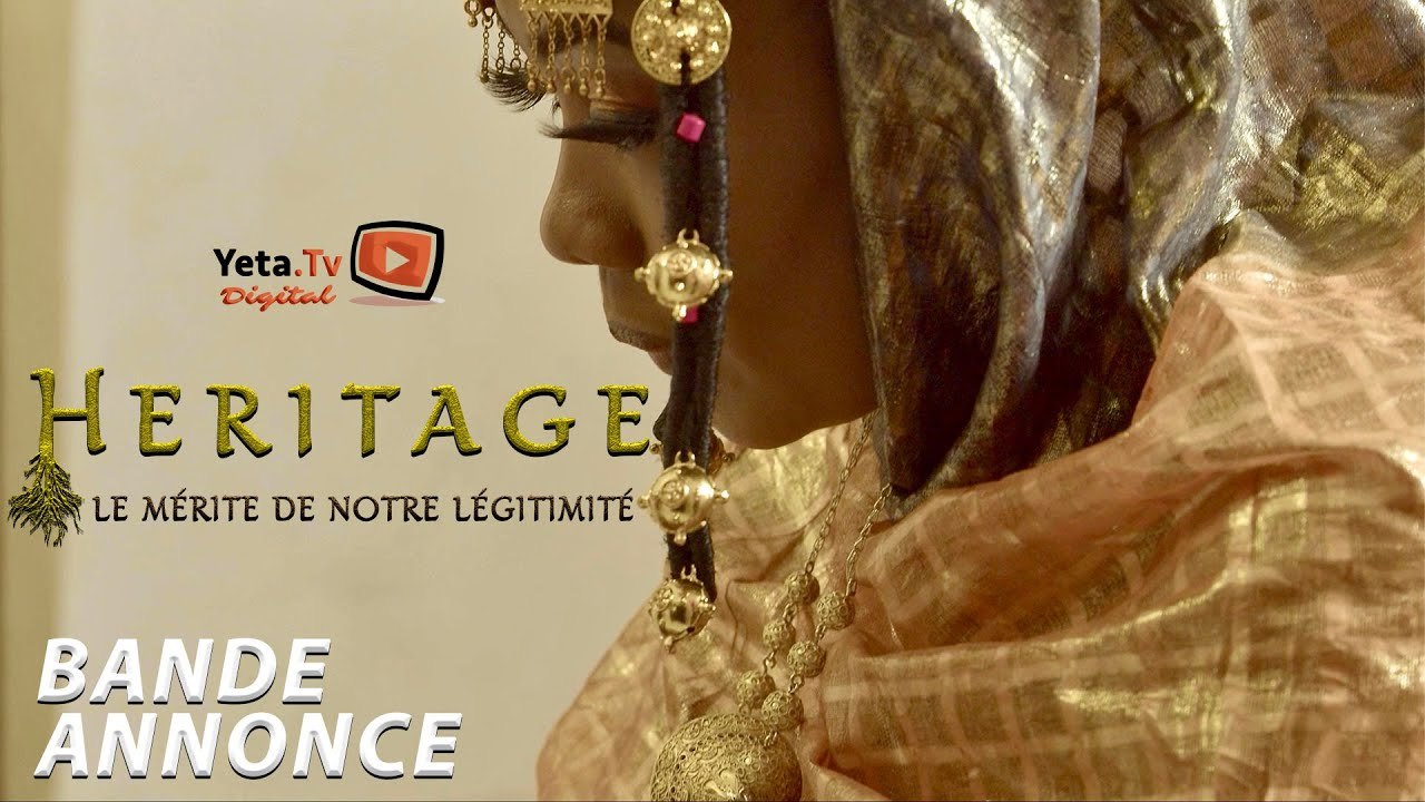 Série - Heritage - BANDE ANNONCE - VOSTFR