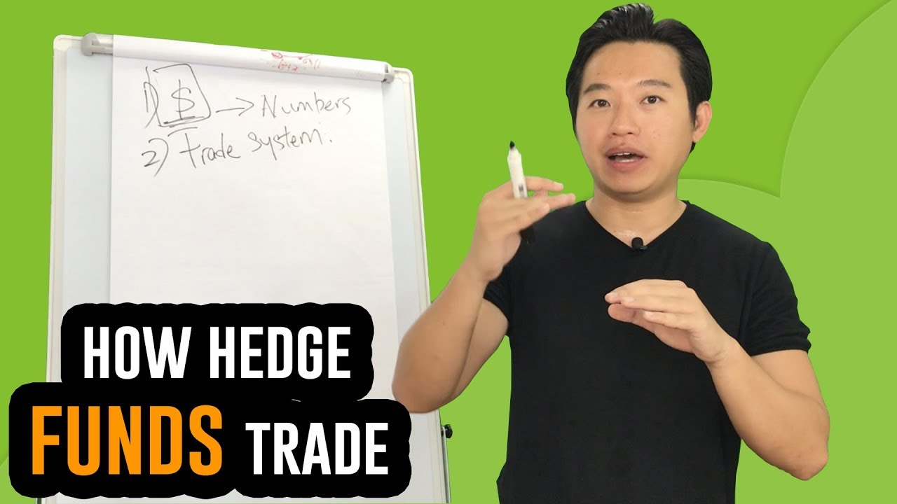 How hedge funds trade forex