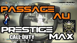 Ghosts Maverick & Lynx Gameplay| Je suis Prestige Max.| Iron DeZzo