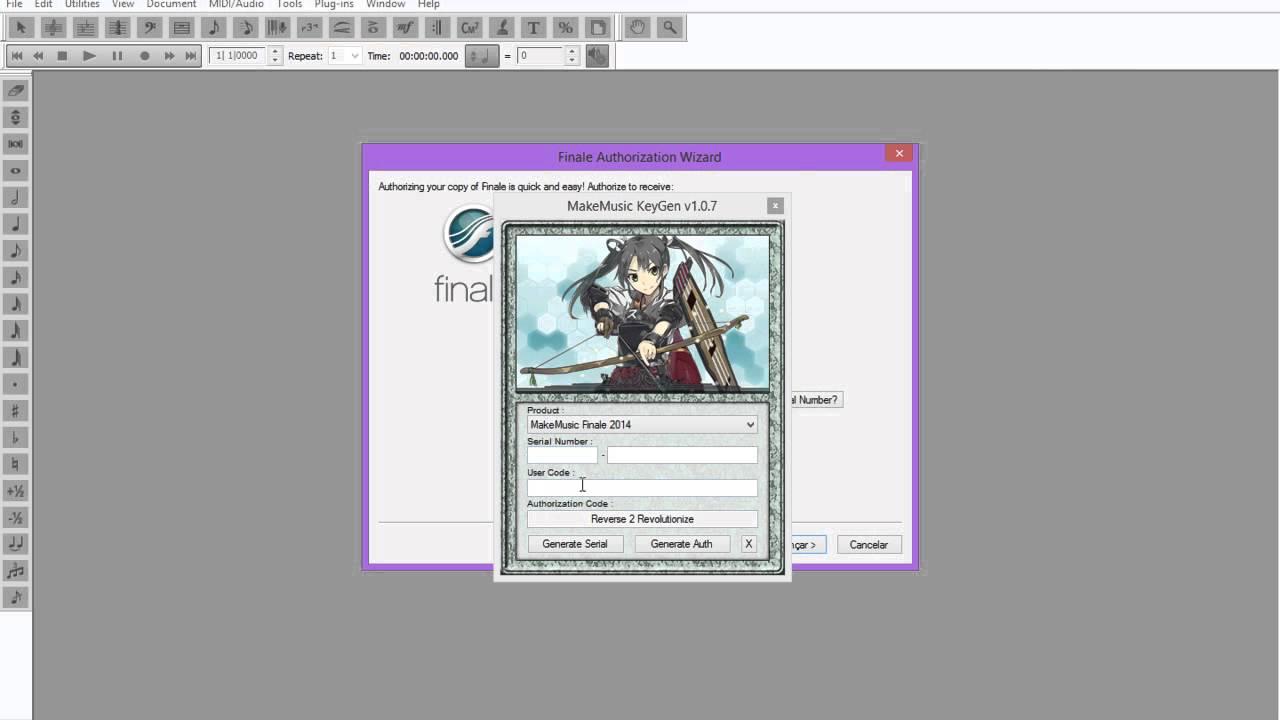 finale 2012 keygen free download
