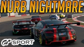 Gran Turismo Sport: Nightmares at Nurburgring
