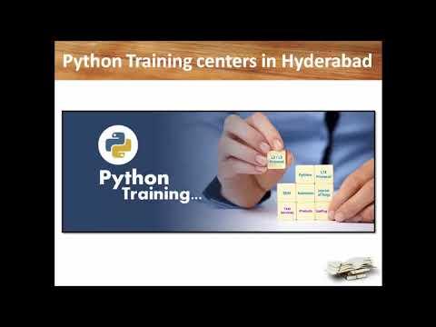 Python Training Institute in Hyderabad, Python training centers in Hyderabad - KMRsoft