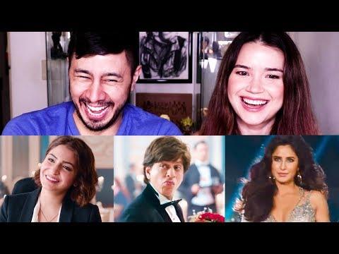 ZERO | SRK | Anushka Sharma | Katrina Kaif | Trailer Reaction!