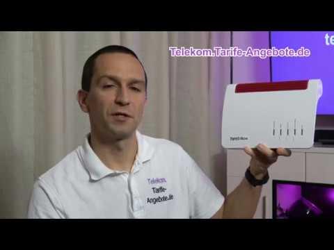 AVM FritzBox 9 für Telekom MagentaZuhause (DSL, VDSL, Glasfaser)