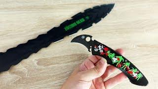 6 neue Messer und 1 Zombie Schwert! (Unboxing)