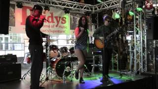 Rime Suspex - Sick N Tired (Live @ Reidys Sunday Sessions)