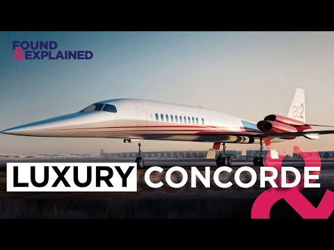Aerion AS2 Supersonic Business Jet - Better Than A Private Concorde!