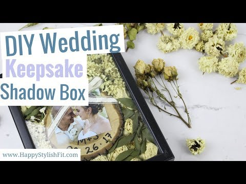 How to Preserve Your Wedding Bouquet - DIY Wedding Keepsake